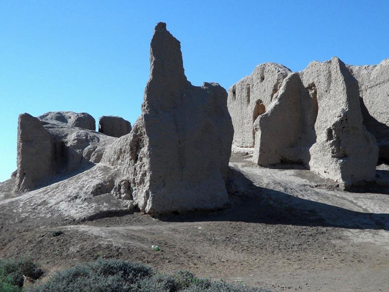 メルヴ遺跡
